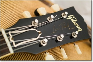 Gibson_Les_Paul_Gold_Top_Headstock